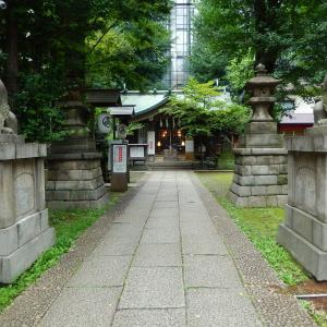 東京で登山 西大久保富士