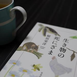 「生き物の死にざま」稲垣栄洋著 不思議な生き物がいっぱい。