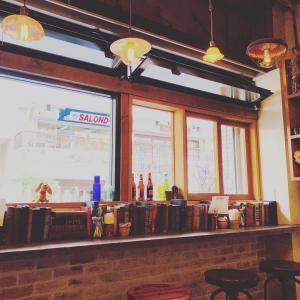【柏 カフェ】GREEFULはアメリカンで小洒落た雰囲気が良き