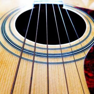 アコギの弦の種類