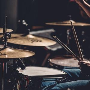 ドラムのフィニッシュの種類