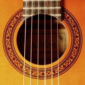 アコースティックギターの各部名称
