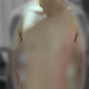 【8月30日朝7時計測】今の身体情報