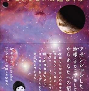 宇宙セントラルに吸い込まれる地球 アセンションの超しくみを読んでみた