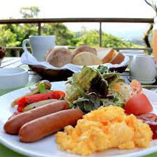 朝食をしっかり食べて基礎代謝を上げましょう!