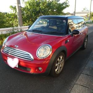 新車が・・・