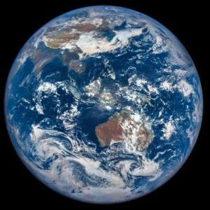 地球を平らにならすと全体が陸になる?それとも海になる?