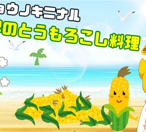 【今日のキニナル】日本、トウモロコシをいっぱい買う!世界のトウモロコシ料理ってどんなの?