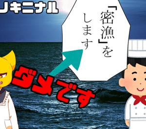 【今日の気になる】人気のワンコイン海鮮丼、密漁だった?どういう料理屋さん?