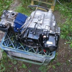 青CTのエンジン整備2