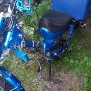 青CTのエンジン整備3