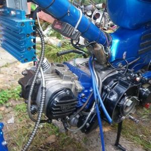 青CTのエンジン整備4