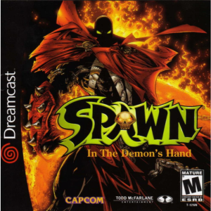 SPAWN In The Demon's Hand ドリームキャスト