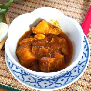 この美味しさは知るべき!北タイの豚煮込みカレー「ゲーン・ハンレー」。