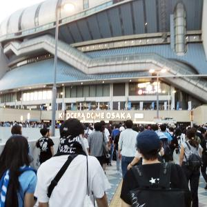 BUMPライブ@京セラドーム大阪!