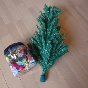 我が家でクリスマスの飾りを楽しんでいるのは、わたしだけなのでは?
