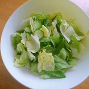 野菜は美味しいから食べる