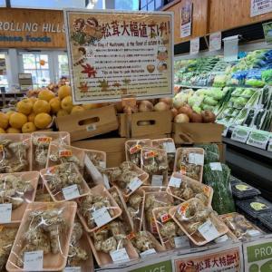 アメリカで売られているマツタケは安い!日本のものとの違い