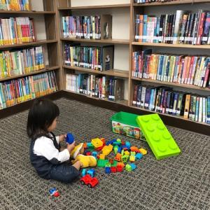 """トーランスの図書館  日本語の絵本やLEGOもある!""""North Torrance Library"""""""