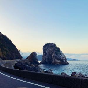 ジムニーで道の駅、白崎海洋公園で車中泊をしてきた感想