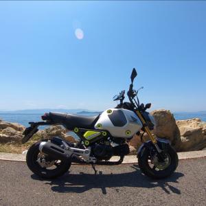 バイクを楽しむのに排気量は関係無いという話