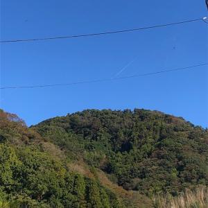 石合山頂上へGo!方ノ上城跡へGo!!