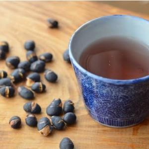 女性におすすめ「黒豆茶」