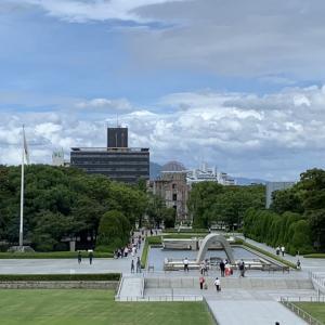 広島旅行に行ってきました