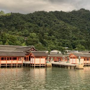 パワースポット③厳島神社(広島県宮島)