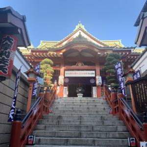 パワースポット⑱徳大寺(東京都台東区)