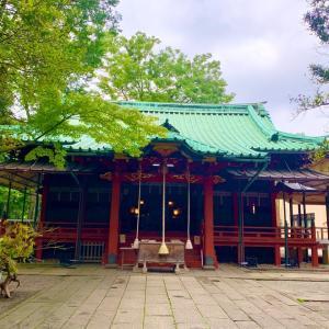 パワースポット㉝赤坂氷川神社(東京都港区)