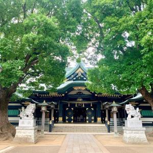 パワースポット㊸穴八幡宮(東京都新宿区)