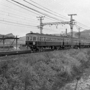 近鉄南大阪線 古き良き時代の特急色のモ5820形