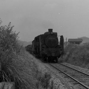 今は昔 国鉄時代万能SL C58
