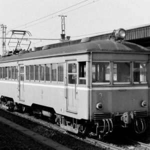 古い写真から 鉄道ひとり旅 一畑電鉄