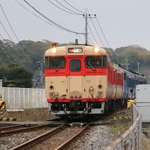 JR大村線 ダイヤ改正以降キハ66系の現状