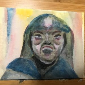 【検証】制作時間1時間!素人が描いた絵はメルカリで売れるのか②