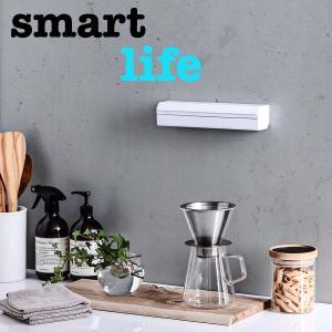 【キッチン用品】ミニマリストさん必見アイテム!オシャレにスマートに生活必需品であるラップを収納できる、ideaco(イデアコ)のラップホルダー