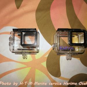 GoPro7純正水中用プロテクターと比較してみた(/・ω・)/ Crosstour CT9500