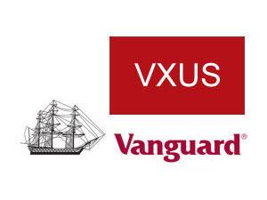 米国以外が対象のETF【VXUS】が前年同期比12.7%の増配