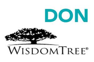 ウィズダムツリー 米国株中型株配当ファンド【DON】の2021年3月分配金は0.0652ドル