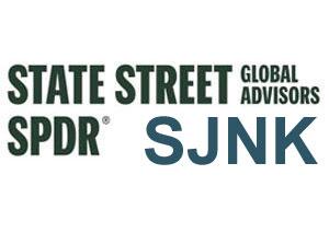 SPDR ブルームバーグ・バークレイズ短期ハイ・イールド債券ETF【SJNK】の2021年9月の分配金は0.3752ドル