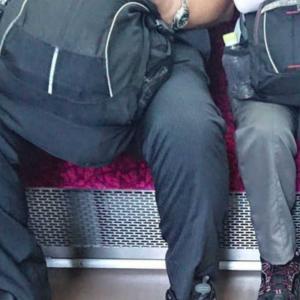 通勤電車で座れるようになったけれど…