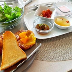 イラフsui ラグジュアリーコレクション沖縄宮古 朝食レビュー