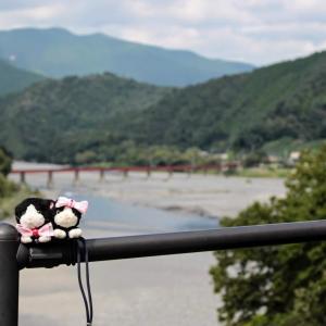 焼津~寸又峡旅行にゃ♥ 奥大井:蒸気機関車トーマス♥