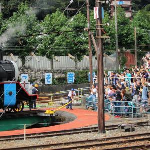 焼津~寸又峡旅行にゃ♥ 奥大井:蒸気機関車トーマス♥3