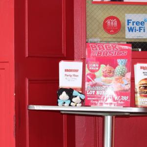 新富町 銀座 歩き ⑫#ハンバーガーにゃ