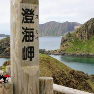 """""""花の礼文島・一番美しい「澄海岬」ニャ♥"""""""