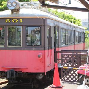 ニャンズ大好き・・銚子ぱずれ・「銚子電鉄」外川駅 髪毛黒生駅ですにゃ・・10
