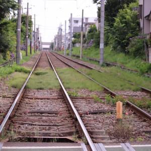 世田谷線 招き猫の発祥の地